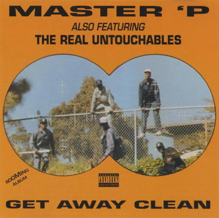 Master P - Get Away Clean Cover